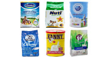 Bảng giá sữa tươi nguyên kem cập nhật tháng 9/2018