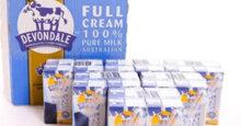 Bảng giá sữa tươi nguyên kem cập nhật mới nhất tháng 2/2018