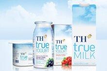 Bảng giá sữa tươi và sữa chua TH True Milk mới nhất cập nhật tháng 3/2017