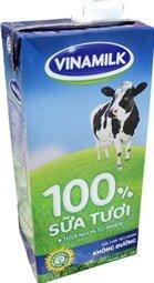 Bảng giá Sữa tươi và sữa chua Vinamilk cập nhật 6/2015