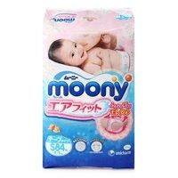 Bảng giá tã dán Moony mới nhất trong tháng 11/2017