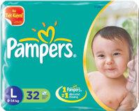 Bảng giá tã dán Pampers cập nhật tháng 12/2015