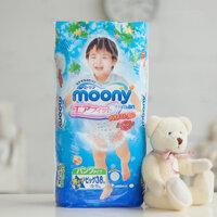 Bảng giá tã quần Moony cập nhật tháng 10/2016