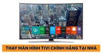 Bảng giá thay màn hình tivi LG, Sony, Samsung, Toshiba, Panasonic, Asanzo, Skyworth mới nhất năm 2019