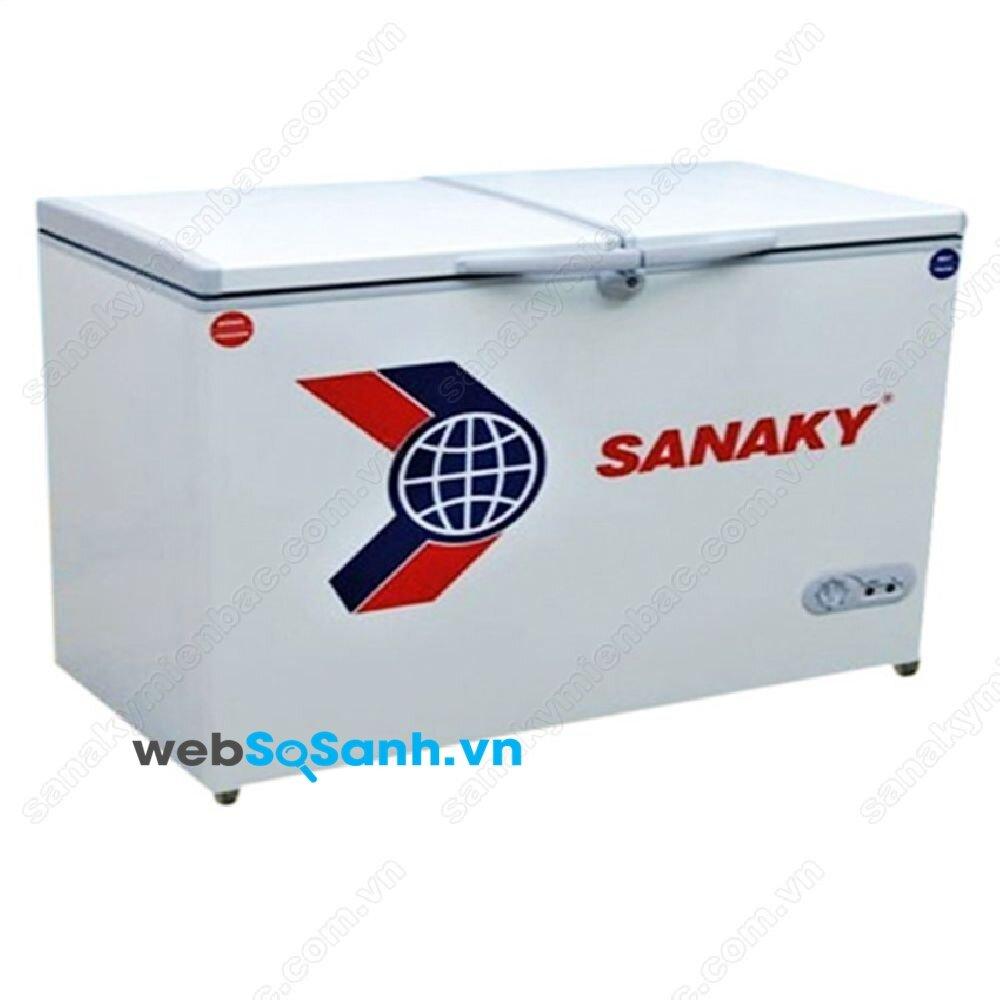 Bảng giá tủ đông Sanaky dưới 5 triệu cập nhật tháng 4/2015
