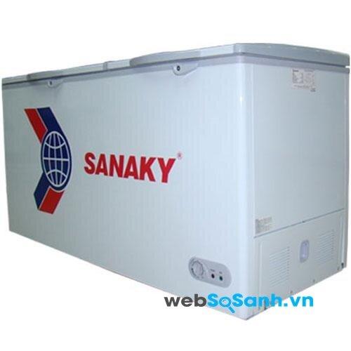 Bảng giá tủ đông Sanaky trên 10 triệu cập nhật tháng 4/2015