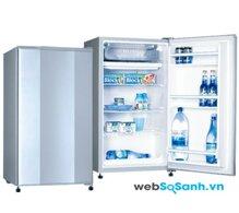 Bảng giá tủ lạnh dung tích nhỏ Tatung cập nhật tháng 6/2015