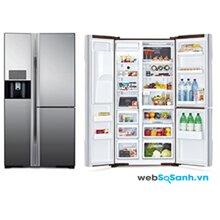 Bảng giá tủ lạnh Hitachi từ 10 đến 20 triệu đồng cập nhật 6/2015