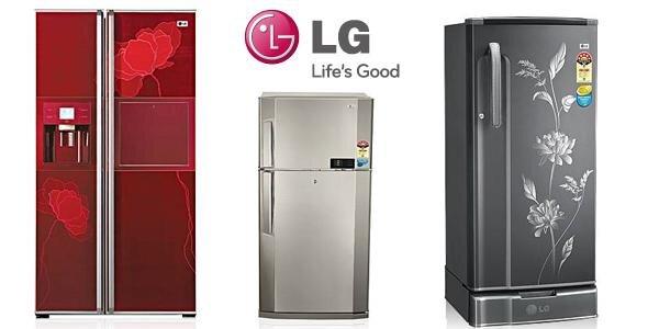 Bảng giá tủ lạnh LG mới nhất cập nhật tháng 6/2015
