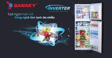 Bảng giá tủ lạnh Sanaky mới nhất 2019