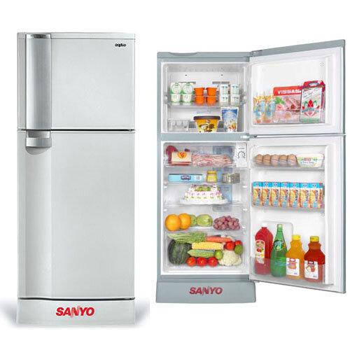 Bảng giá tủ lạnh Sanyo mới nhất cập nhật tháng 6/2015