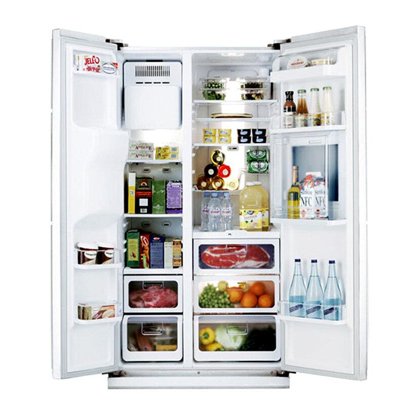 Bảng giá tủ lạnh side by side thương hiệu Samsung cập nhật Tết Nguyên Đán 2018