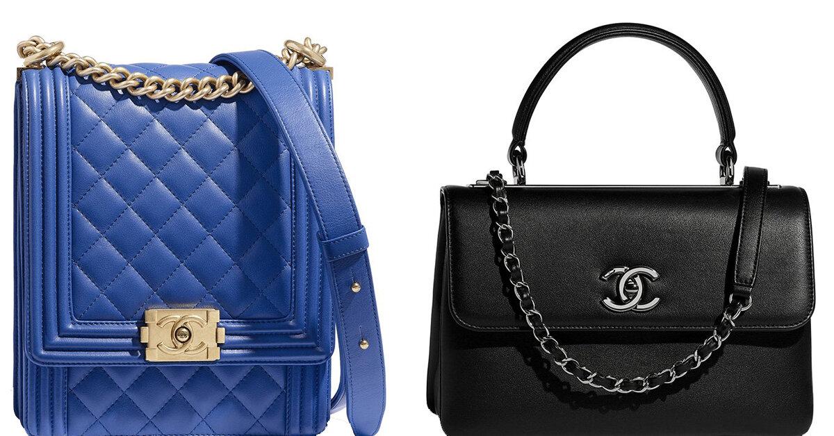 Bảng giá túi xách Chanel theo mùa mới nhất Chanel Cruise 2019