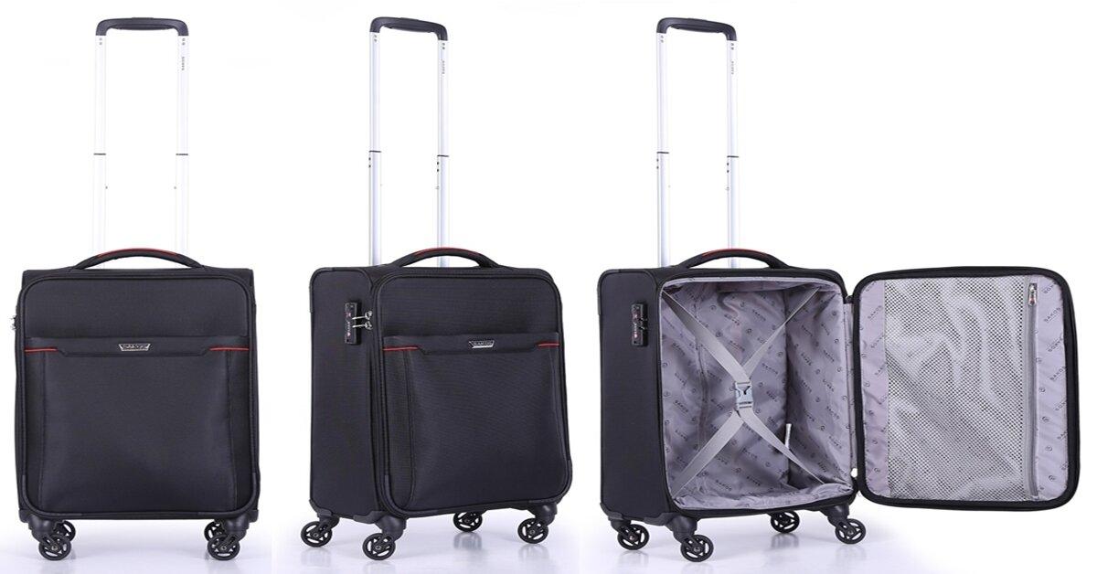 Bảng giá vali kéo vải giá rẻ tháng 5/2019