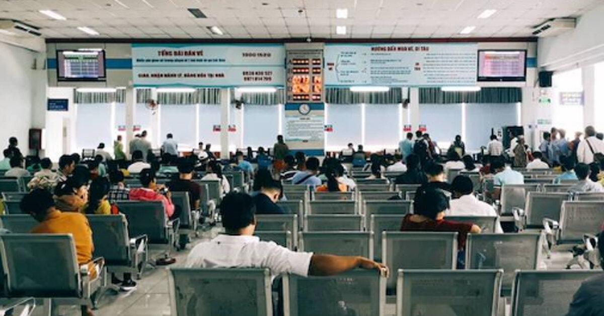 Bảng giá vé tàu Tết Kỷ Hợi 2019 hành trình Hà Nội – Sài Gòn