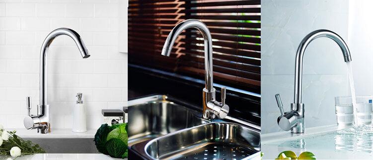 Bảng giá vòi rửa chén nóng lạnh giá rẻ cập nhật 10/2015