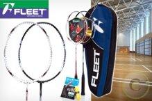 Bảng giá vợt cầu lông Fleet cập nhật thị trường năm 2016