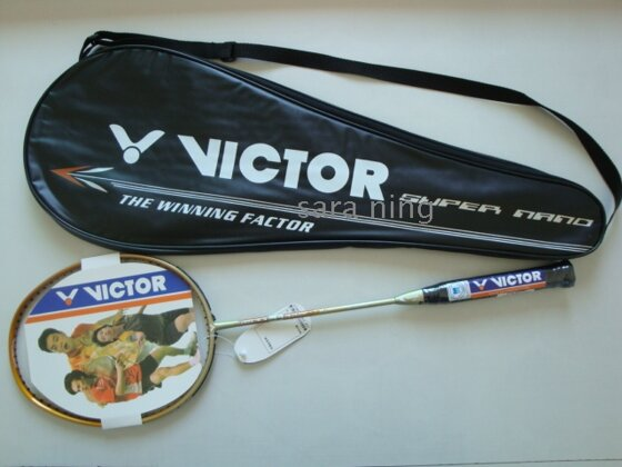 Bảng giá vợt cầu lông Victor cập nhật thị trường năm 2016