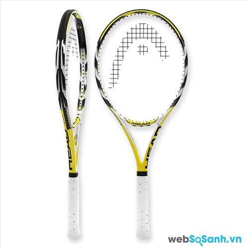 Bảng giá vợt tennis Head mới nhất cập nhật tháng 5/2017