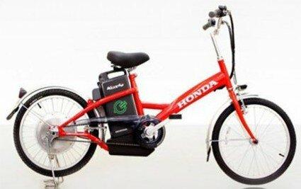 Bảng giá xe đạp điện Honda (3/2015)