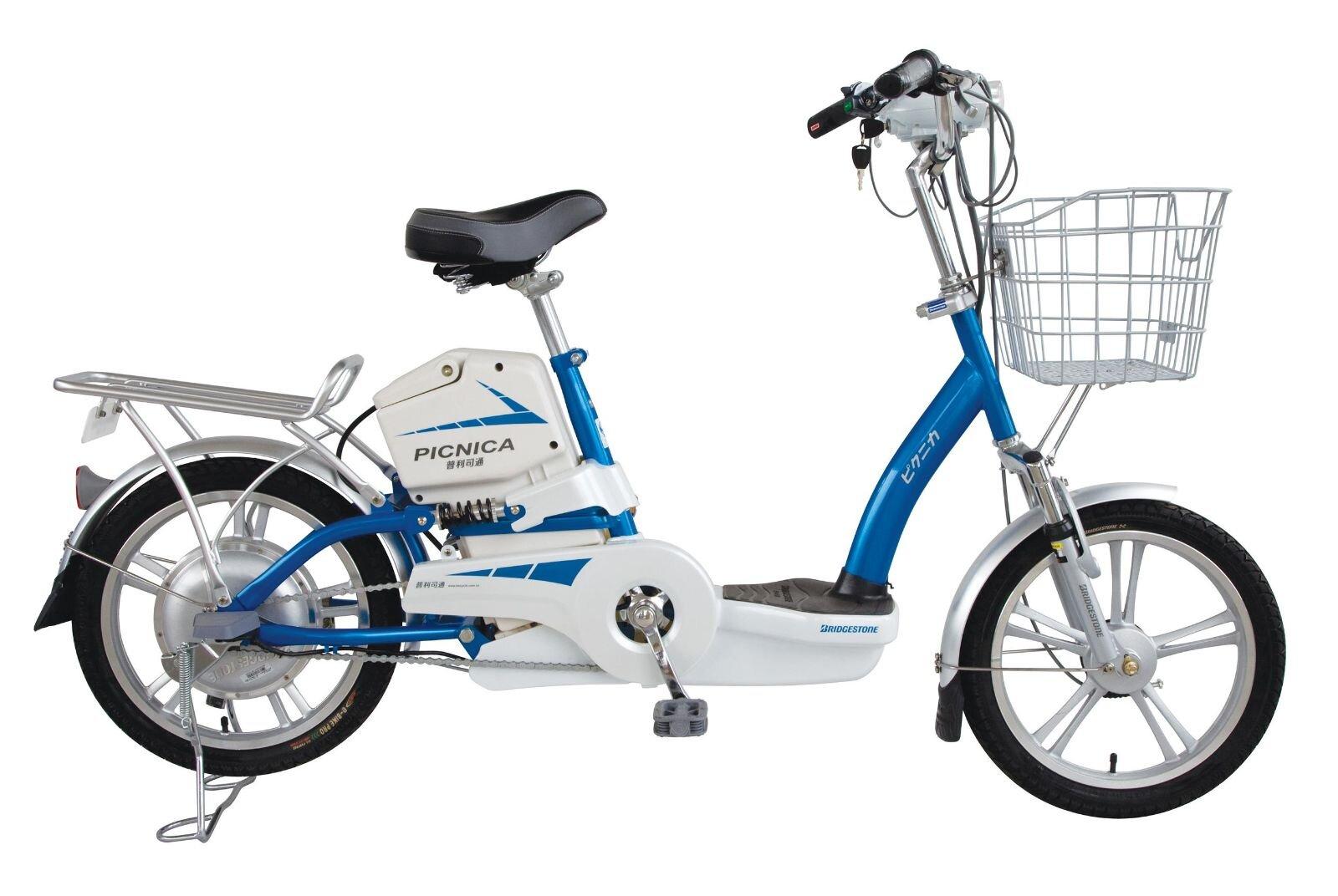 Bảng giá xe đạp điện Bridgestone mới nhất cập nhật thị trường tháng 4/2016