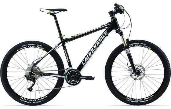 Bảng giá xe đạp leo núi (MTB) Cannondale cập nhật tháng 5/2016