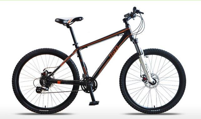 Bảng giá xe đạp leo núi (MTB) Jett cập nhật tháng 2/2016