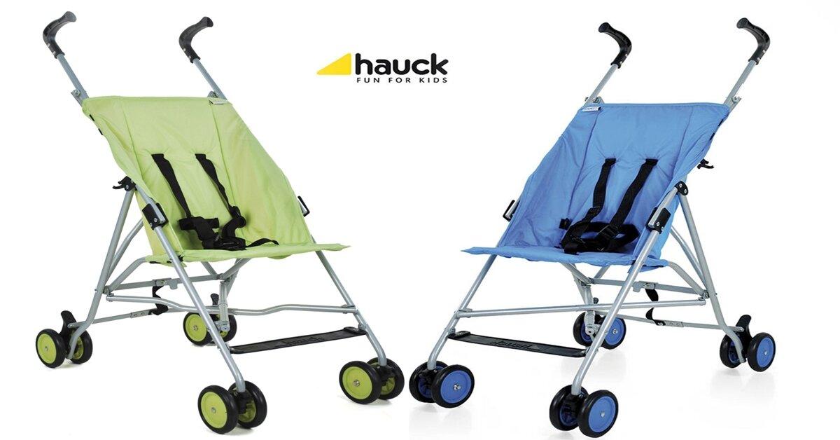 Bảng giá xe đẩy trẻ em Hauck mới nhất cập nhật tháng 6/2018