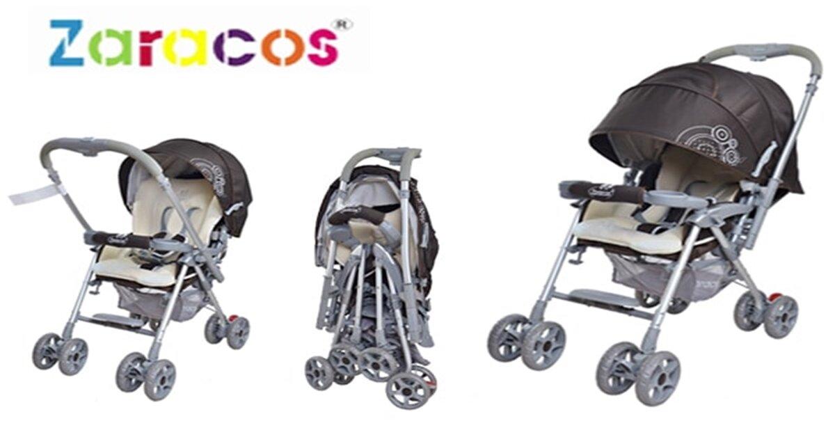 Bảng giá xe đẩy trẻ em Zaracos mới nhất cập nhật tháng 7/2018