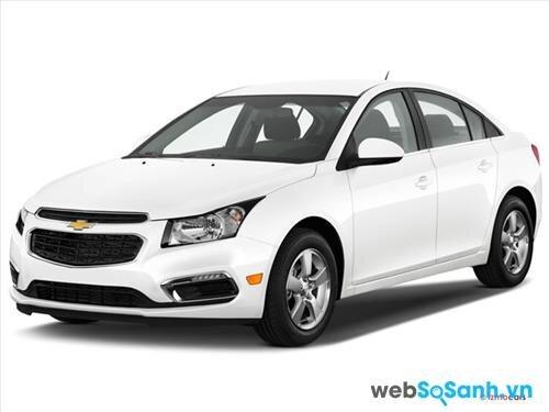Bảng giá xe ô tô Chevrolet trên thị trường cập nhật tháng 4/2016