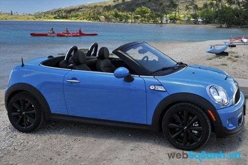 Bảng giá xe ô tô Mini Cooper cập nhật thị trường tháng 6/2015