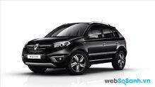 Bảng giá xe ô tô Renault trên thị trường cập nhật tháng 5/2016