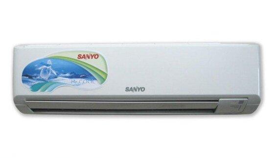 Bảng mã lỗi trên điều hòa máy lạnh Sanyo