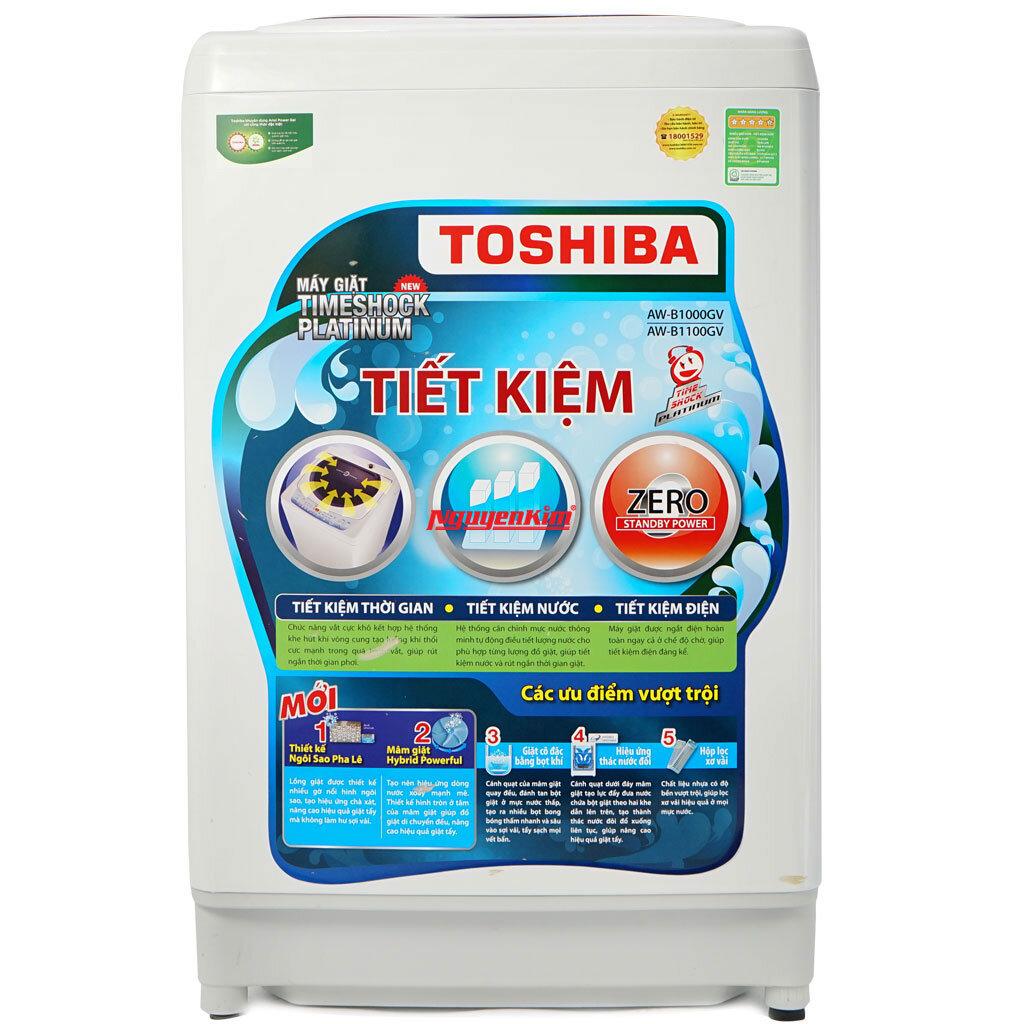 Bảng mã lỗi trên máy giặt  Toshiba – nguyên nhân và cách xử lý