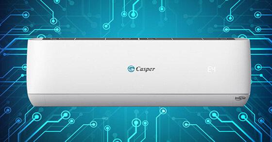 Bảng mã lỗi và ý nghĩa trên điều hòa Casper các loại (treo tường, inverter, tủ đứng, âm trần)