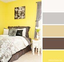 Bảng màu nào cho căn phòng ngủ vừa ấm áp vừa xinh đẹp?