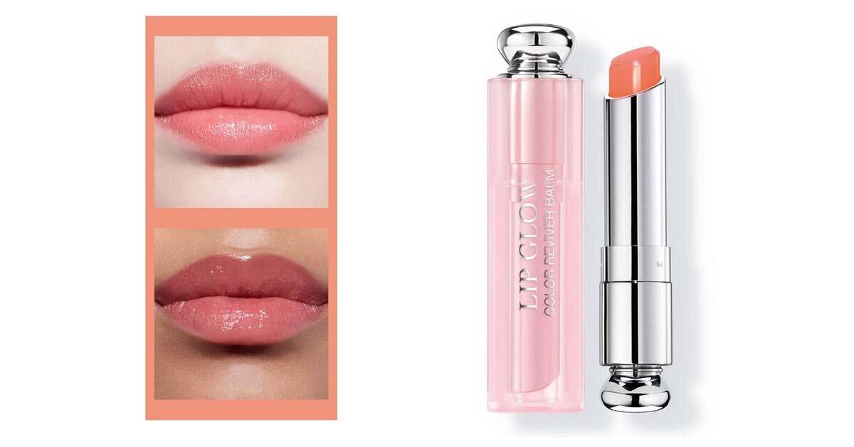 Bảng màu son dưỡng Dior Addict Lip Glow mới trình làng năm 2019: màu nào đẹp nhất?
