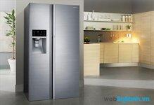 Bảng so sánh giá tủ lạnh Samsung Inverter dung tích trên 400 lít cập nhật 1/2016