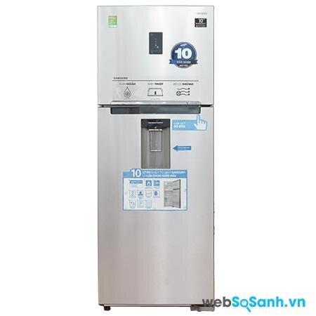 Bảng so sánh giá tủ lạnh Samsung Inverter dung tích dưới 400 lít cập nhật 1/2016