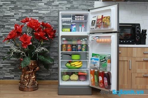 Bảng so sánh giá tủ lạnh Electrolux dung tích dưới 400 lít cập nhật 1/2016