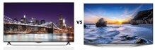 Bảng so sánh Tivi LED 3D LG 49UB850T và Smart Tivi LED Samsung UA55H7000