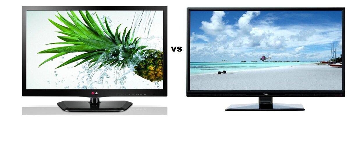 Bảng so sánh Tivi LED LG 24LN4110  và Tivi LED TCL L28B2500 – dòng tivi giá rẻ