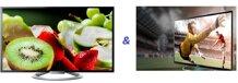 Bảng so sánh Tivi LED Sony Bravia KDL42W700B và LED 3D Sony Bravia KDL42W804