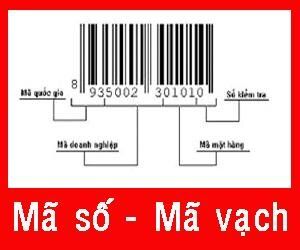 Bảng tổng hợp mã vạch hàng hóa các nước