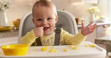 Bánh ăn dặm cho bé 5 tháng loại nào tốt nhất?