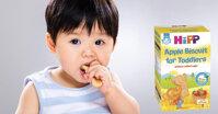 Bánh ăn dặm Hipp có tốt không? có nên mua cho bé ăn không?