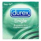 Bao cao su hương bạc hà Durex Tingle giúp kéo dài thời gian quan hệ