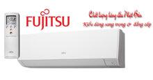 Báo giá máy lạnh điều hòa Fujitsu mới nhất hiện nay