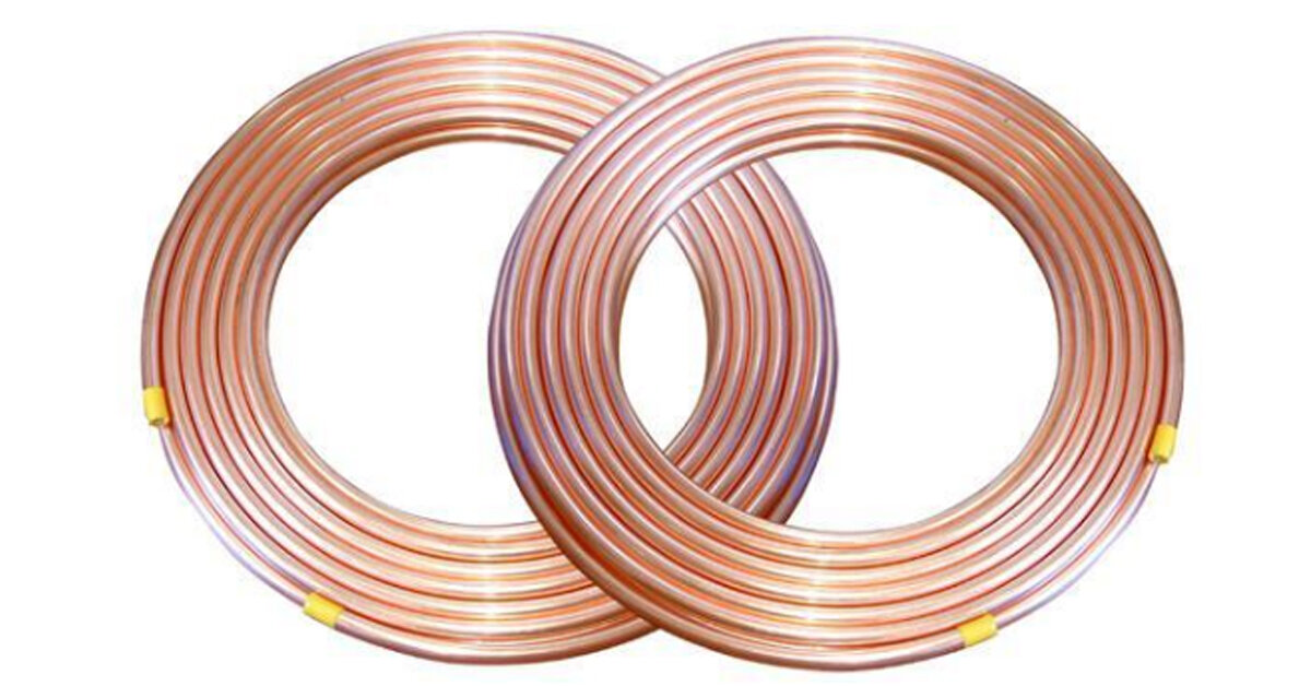 Báo giá ống đồng điều hòa 2018 theo yêu cầu