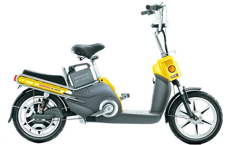 Báo giá xe đạp điện Honda cập nhật thị trường tháng 10/2017